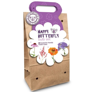 Happy Butterfly Bag Perennial Set