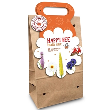 Happy Bee and Butterfly Bag Mixed