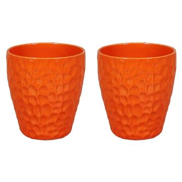 Toegevoegde waarde Honey pot Orange