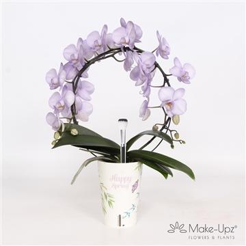 Make upz bow lila + undrcover