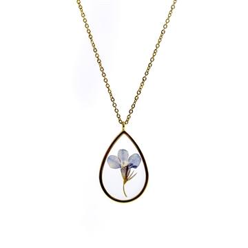 Lobelia Golden – Necklace