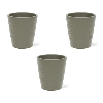 Ceramic Jane dark green - 9cm