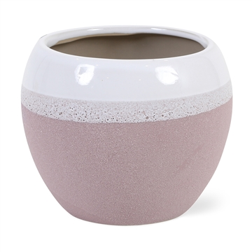 Ceramic Lisa lilac - 9cm