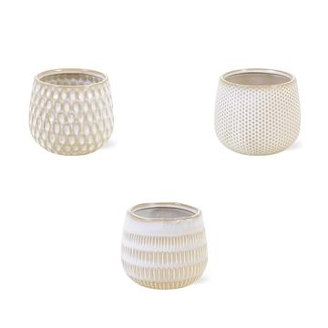 Ceramic Rhonda mix - 9cm