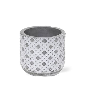 Ceramic Romantica diamond - 9cm