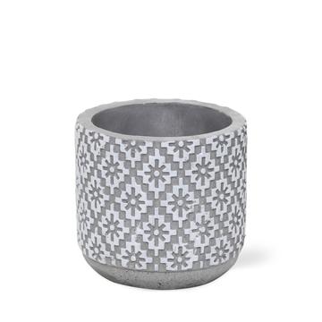 Ceramic Romantica star - 9cm