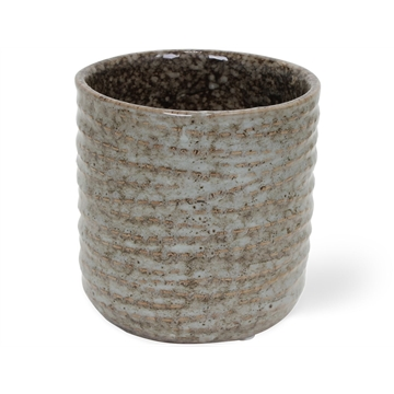 Ceramic Becca Grey - 12cm