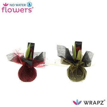 No Water Flowers Wrapz® KERST