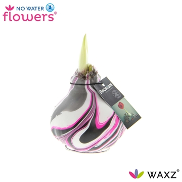 No Water Flowers Waxz®Artooz Fantasy Pink (Decorum)