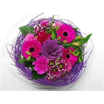 Bouquet Sisal Large Lilac