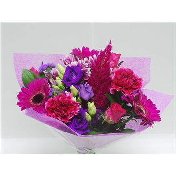 Bouquet Shorties Lilac