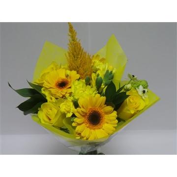 Bouquet Shorties Yellow