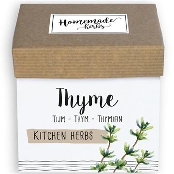 Homemade Herbs Kitchen Thyme