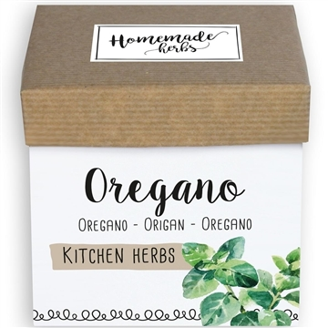 Homemade Herbs Kitchen Oregano