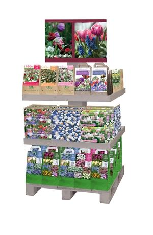 Display Island   Spring Garden 2019