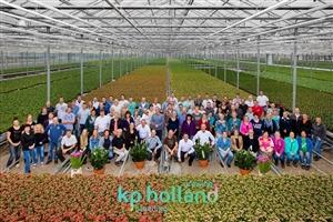 Groepsfoto KP Holland