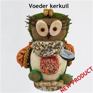16 Voeder Kerkuil (280VKU)