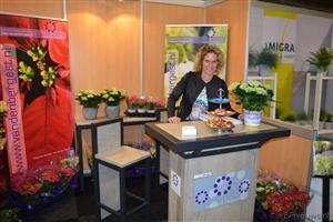 FH Spring fair Aalsmeer 2016 Foto Stand Van den Berg Est