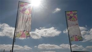 vlaggenfoto