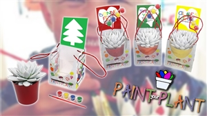 Paint your Plant 1