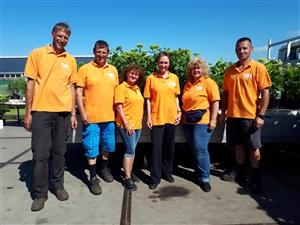 Open Kwekerijdag team