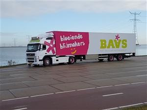 Vrachtwagen januari 2017